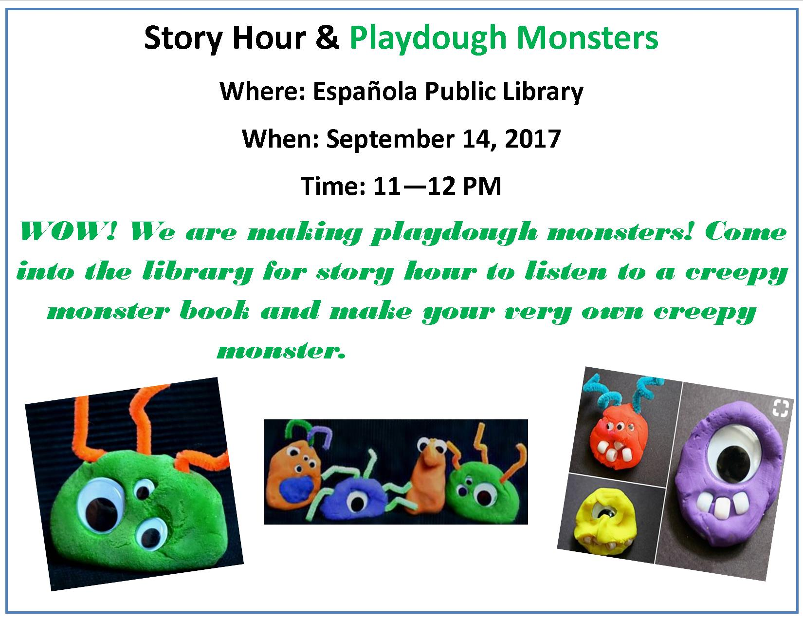 Story Hour 14th