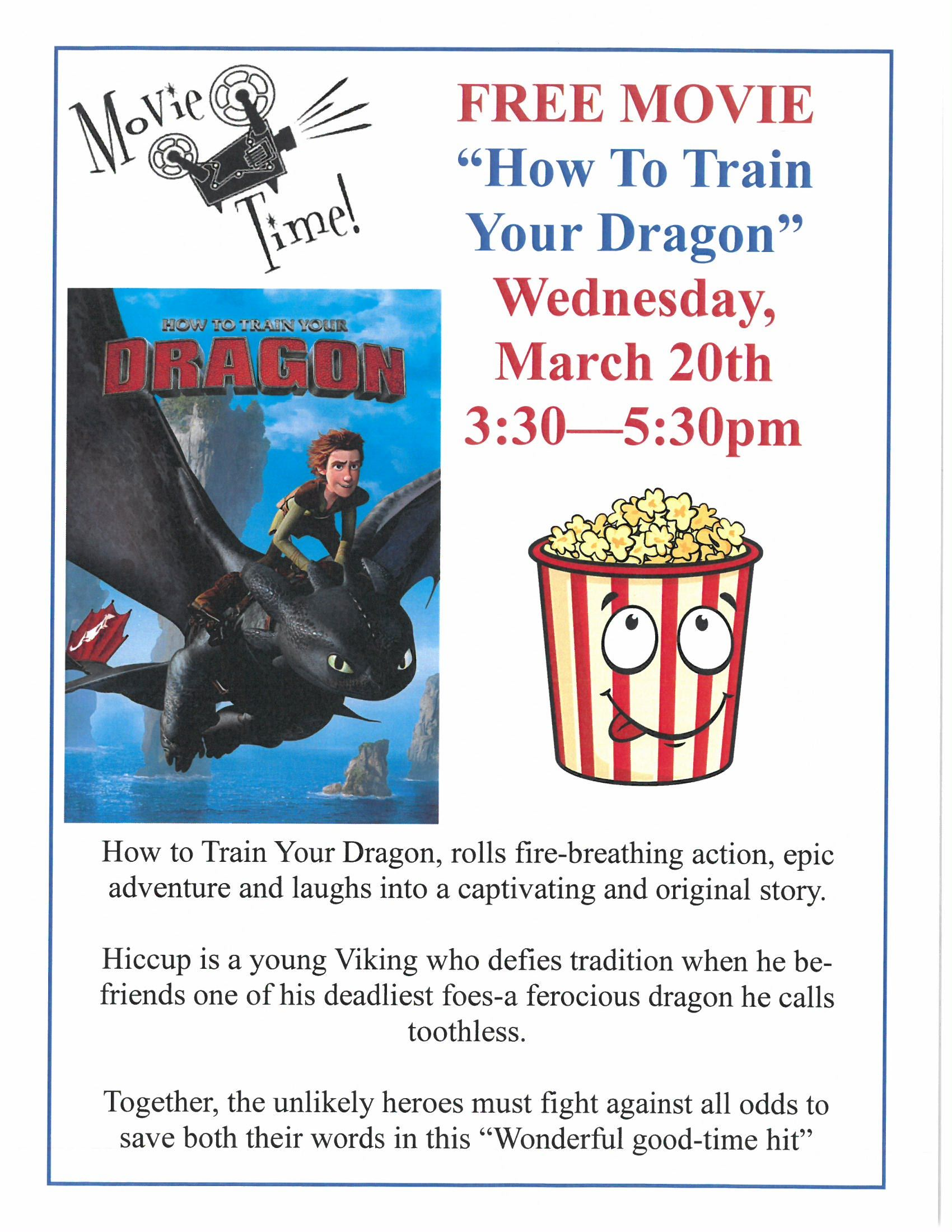 Wednesday Free Day Movie